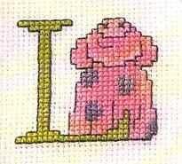 Piggy Alphabet