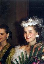 Первая свадьба...