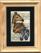 Wildlife Trio (Dimensions)