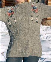 Мой альпийский свитер