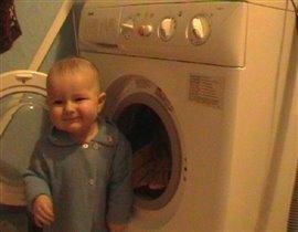 Я машинку не боюсь, если надо и помоюсь!
