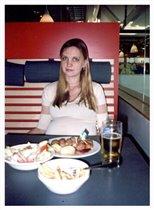В ресторане с будущим сынком
