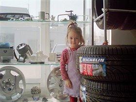 продавец колес