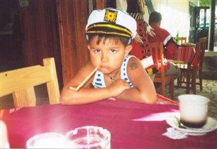 Моряк Папай!