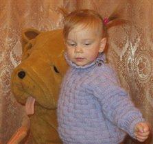 Беляева Варвара, 1, 5 года
