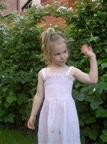 Маша, июнь 2004