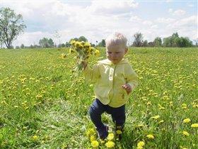 Мой сынулик Никуська