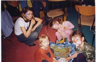 Детский клуб любят не только дети!