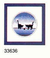 mini cat-blue25898