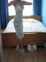 Моё творение- платье