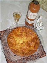Рыбный пирог под сырной корочкой - ...