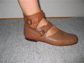 туфли до переделки