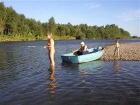 Рыбалка на Чарыше