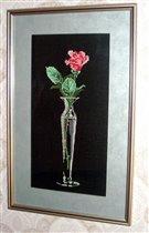 Одинокая роза Dimensions