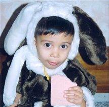 Шоколадный заяц :-))
