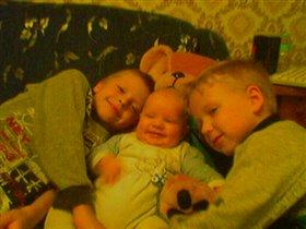 три мушкитёра