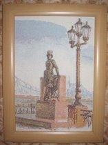 Памятник Пушкину в Твери