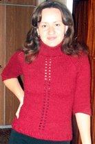 прошлогодний свитер, но оч. любимый