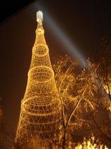 Ночная Шаболвка Москва