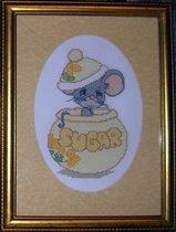 Мышонок в сахарнице