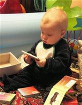 Какие игрушки, когда есть книжки?!