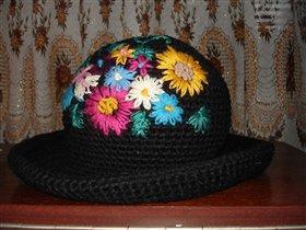 шляпа из