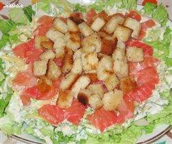 Салат с семгой (Jazzinitup)