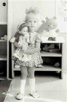 Я, когда я была маленькая
