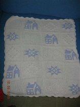 Летнее одеялко