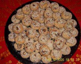 Ореховые корзиночки