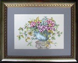 Flowers in a Vase (фирма Lanarte)