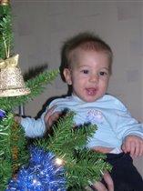 Моя первая елка в жизни