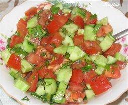 Арабский салат (Crimchanka)
