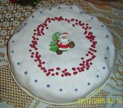 Английский рождественский кекс