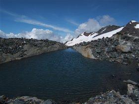 Кавказ, озеро