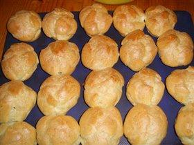 Заварные булочки