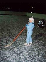 Кто сказал, что хоккей не для маленьких?
