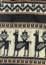 свитер с ламами - диагр.М2