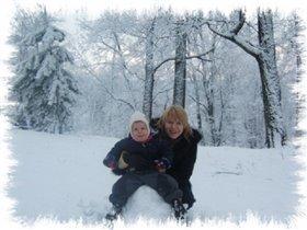 augustas i mama