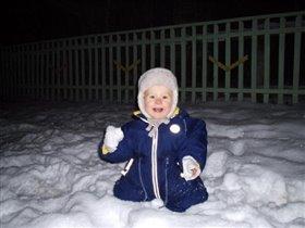 Поиграем в снежки!