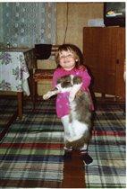 Любительница кошек
