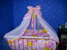 Дашина кроватка
