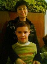 Джалик и мама