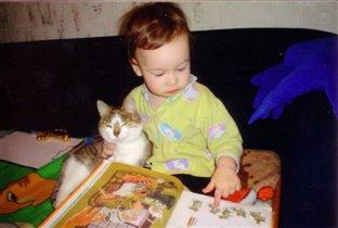 Энциклопедия для кошек в картинках