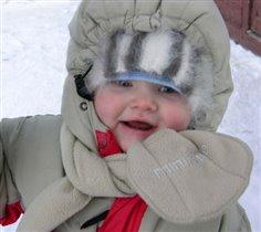Зима-Зимушка! Федя -моя красивушка!