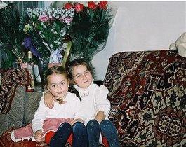 Ника и Вика :)