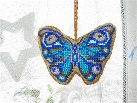 И еще одна бабочка!