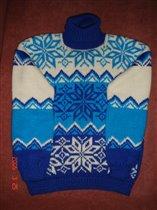 свитер мужа