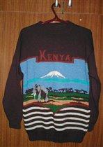 Пуловер 'Кения'