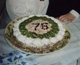 торт на бабушкин юбилей